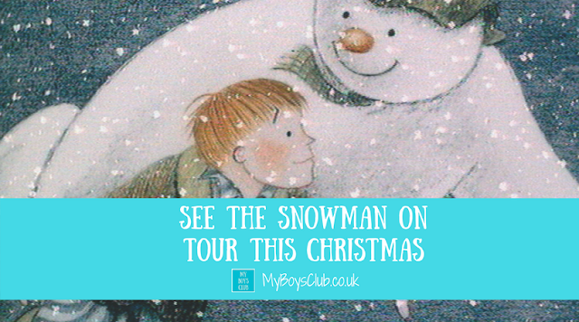 See The Snowman on Tour this Christmas at Durham Cathedral