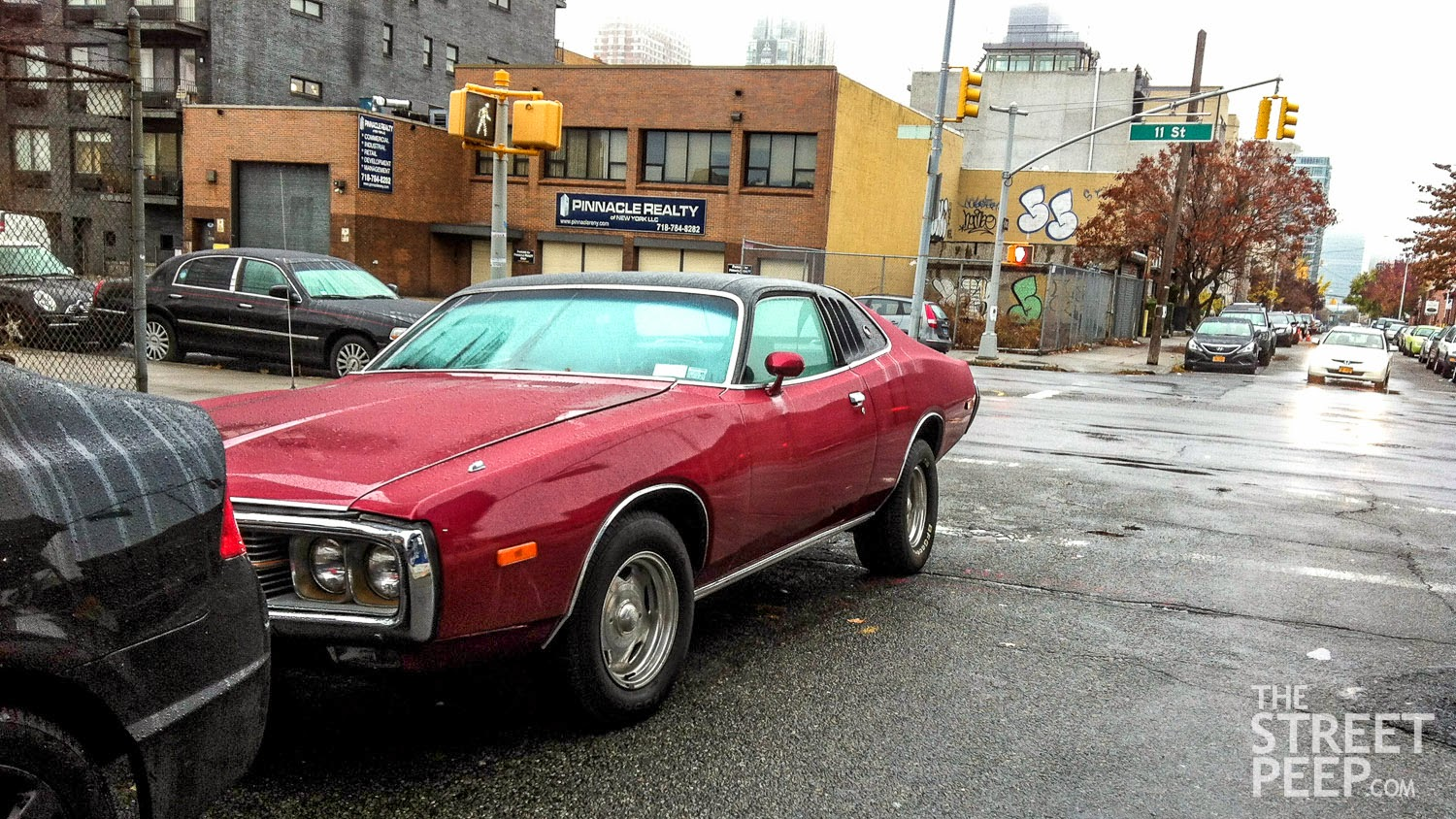 The Street Peep 1973 Dodge Charger Se