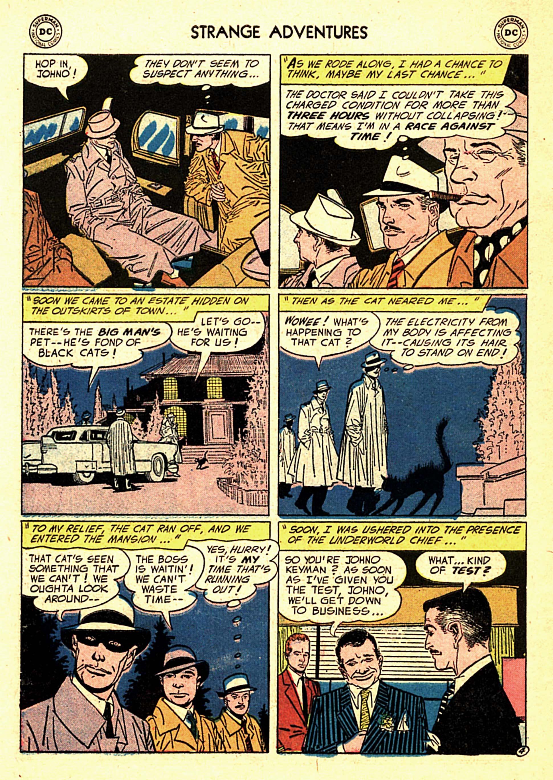 Strange Adventures (1950) issue 66 - Page 6