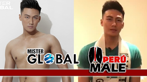 Mister Global Vietnam 2018