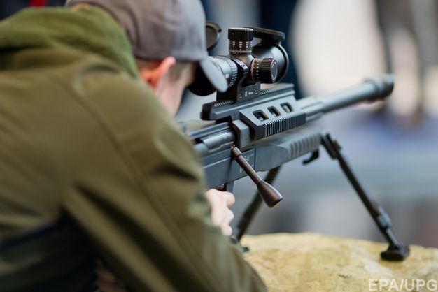 Українські снайпери отримають зброю з Канади