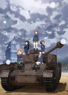 تقرير فيلم البنات والبانزر: الفصل الأخير الجزء الخامس Girls & Panzer: Saishuushou Part 5