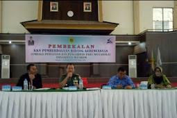 Jelang pelaksanaan KKN  Mahasiswa Unram, Kasrem 162/WB berikan Wasbang