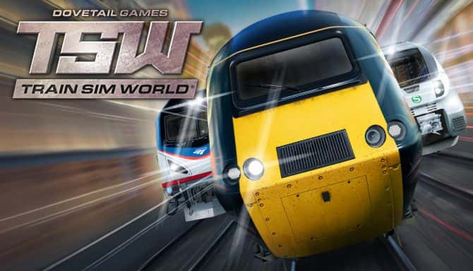 TRAIN SIM WORLD-CODEX