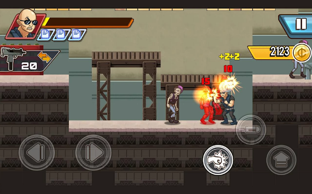 Download Game Fist of Rage : Tinju Amarah Apk Full Versi Terbaru