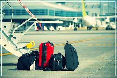 Tips Jimat Ruang Penggunaan Beg Pakaian Sewaktu Bercuti
