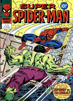Super Spider-Man #298, the Hulk