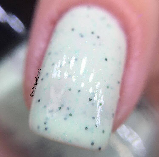 fiendish fancies polish the merman from the cabin fever collection