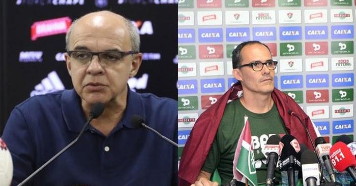 Presidente Do Fluminense Ataca Flamengo Na Briga Pelo