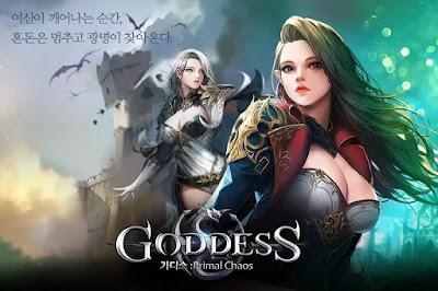 Cheat MOD Goddess: Primal Chaos - ID Apk versi baru