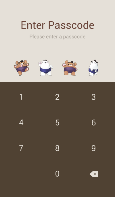 sumo bear~