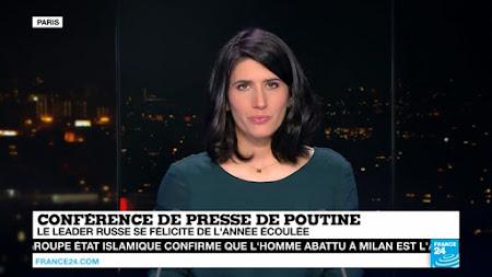 Frekuensi siaran France 24 (en Francais) di satelit AsiaSat 5 Terbaru