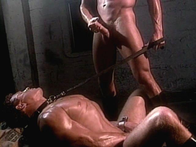 Muscular Gay Masters 40
