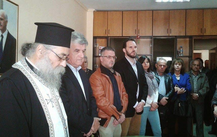 """Το """"Κίνημα Δημοκρατών Σοσιαλιστών"""" εγκαινίασε τα γραφεία του στην Καστοριά"""