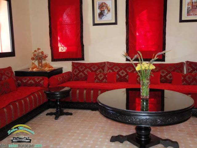 decoration-salon-maroc