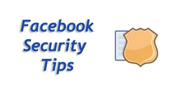 Image result for Facebook Security tips