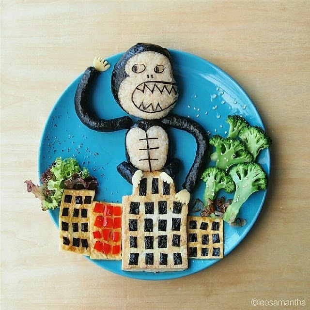 kingkong by lee samantha