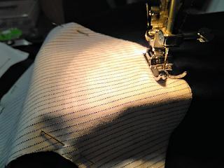 coser camiseta hallowwen