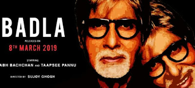 Badla Full Movie Leaked Online by Tamilrockers to Download - viralthing
