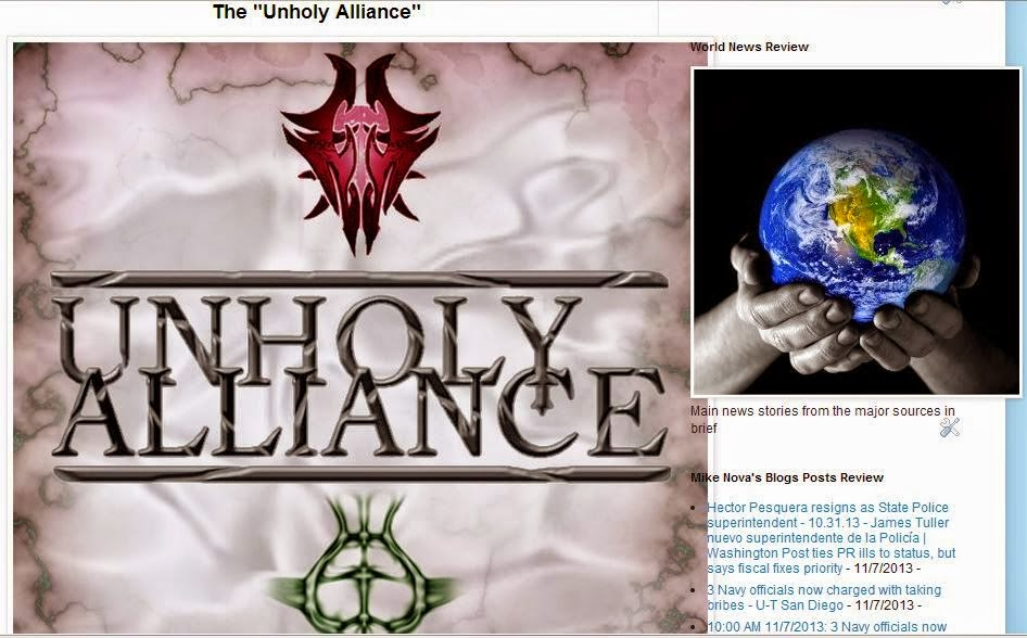 "The ""Unholy Alliance"" or The ""New World Order""? - Russia, China, Iran and Latin America"