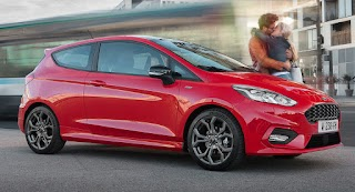 New Ford Fiesta Arrives In Europe With A Few Tricks Up Its Sleeve