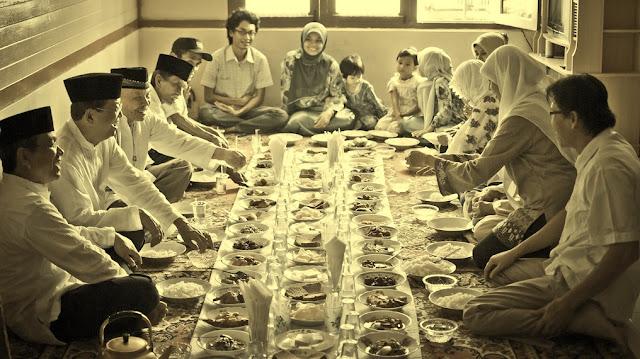 """Tradisi Minang """" Manjalang Mintuo """" Mempererat Silaturrahmi Mertua Dan Menantu"""