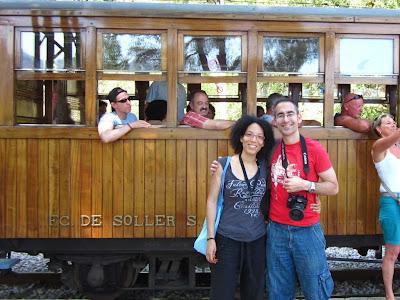 Ferrocarril de Sóller in Mallorca