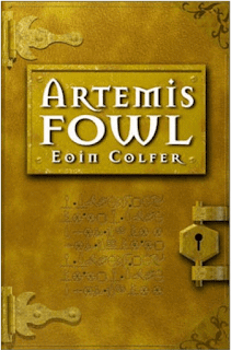Artemis Fowl by Eoin Colfer Download Free Book