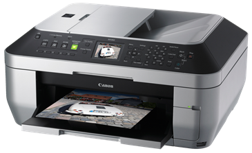 one printer designed for residence or modest manufacture Canon Pixma MX860 Driver Download