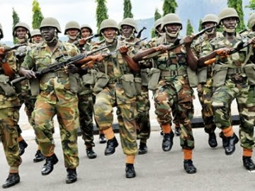Christmas: Military Restricts Vehicular Movement in Borno