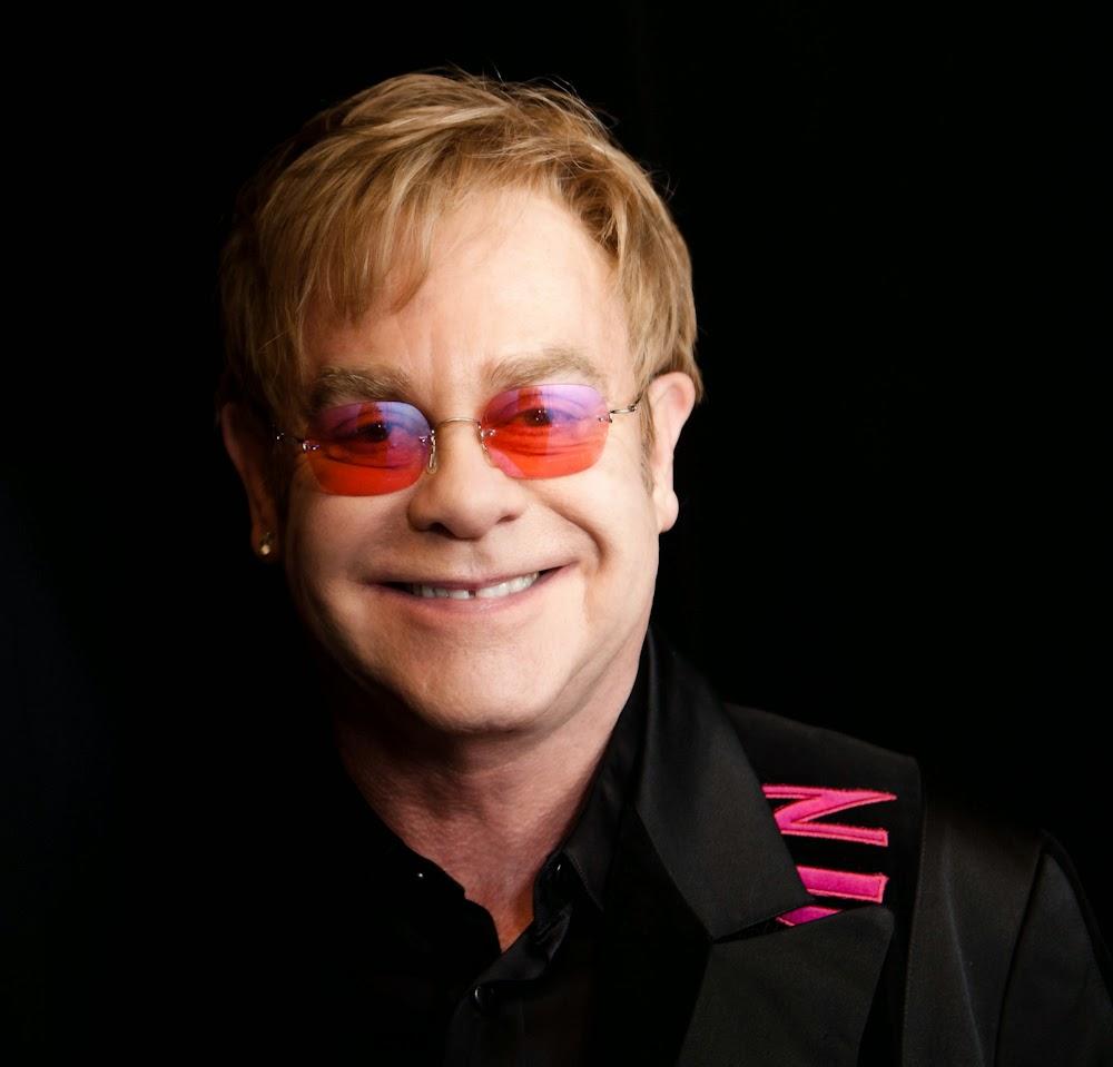 Elton John... he's just too cool!!