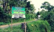 Makam Sunan Bonang Desa Bismo Blado
