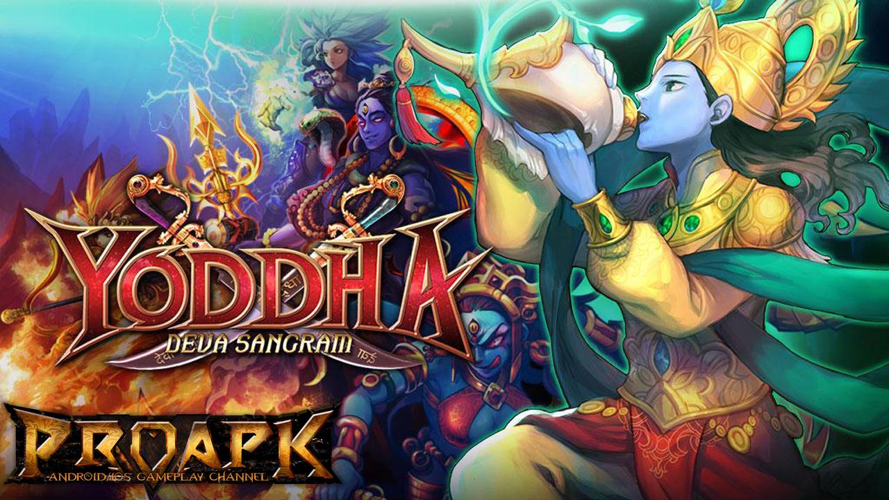 Yoddha : Deva Sangram