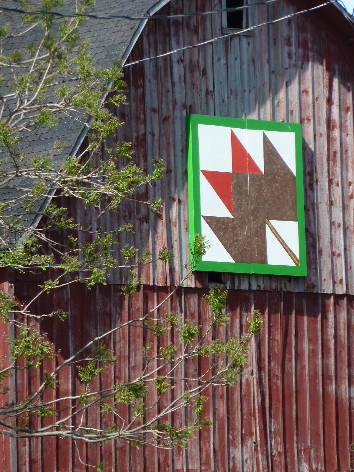 Barn Quilts Kankakee Illinois Barn Trail