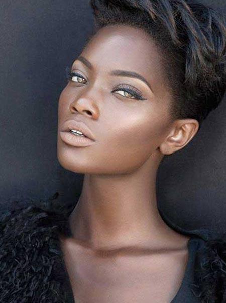 gorgeous west african nubian queen