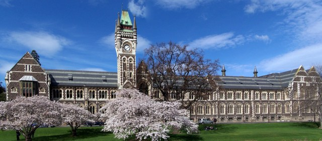 Apply for the 2018 Full-time MBA Scholarships at University of Otago in New Zealand