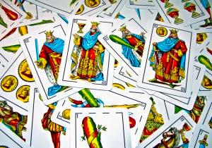 tirada de cartas españolas tirada de cartas gratis lectura de