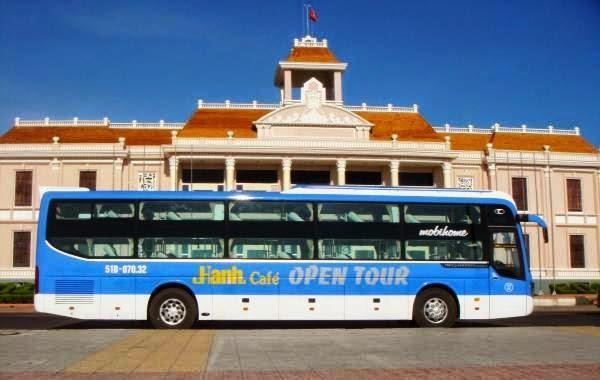 Hạnh Open Tour đi Nha Trang