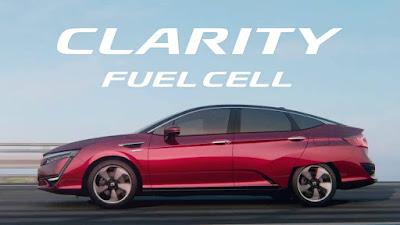 2017 Honda Clarity;