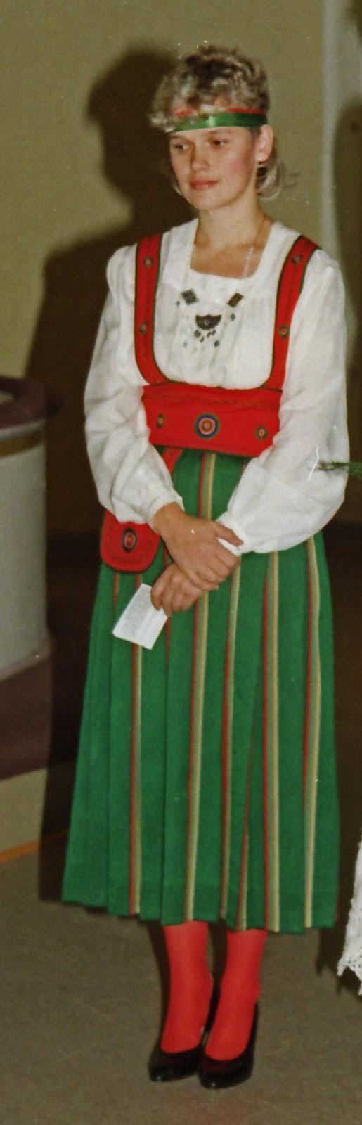 Oulun Kansallispuku
