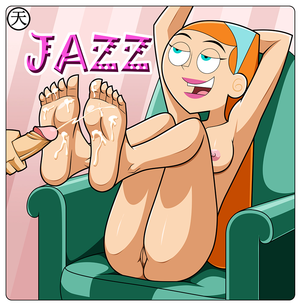 Cartoon lesbian foot porno does