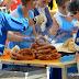 リオハのチョリソ祭りで豪快にチョリソのボカディージョを頬張る!【Festival del Chorizo Baños de Río Tobía】