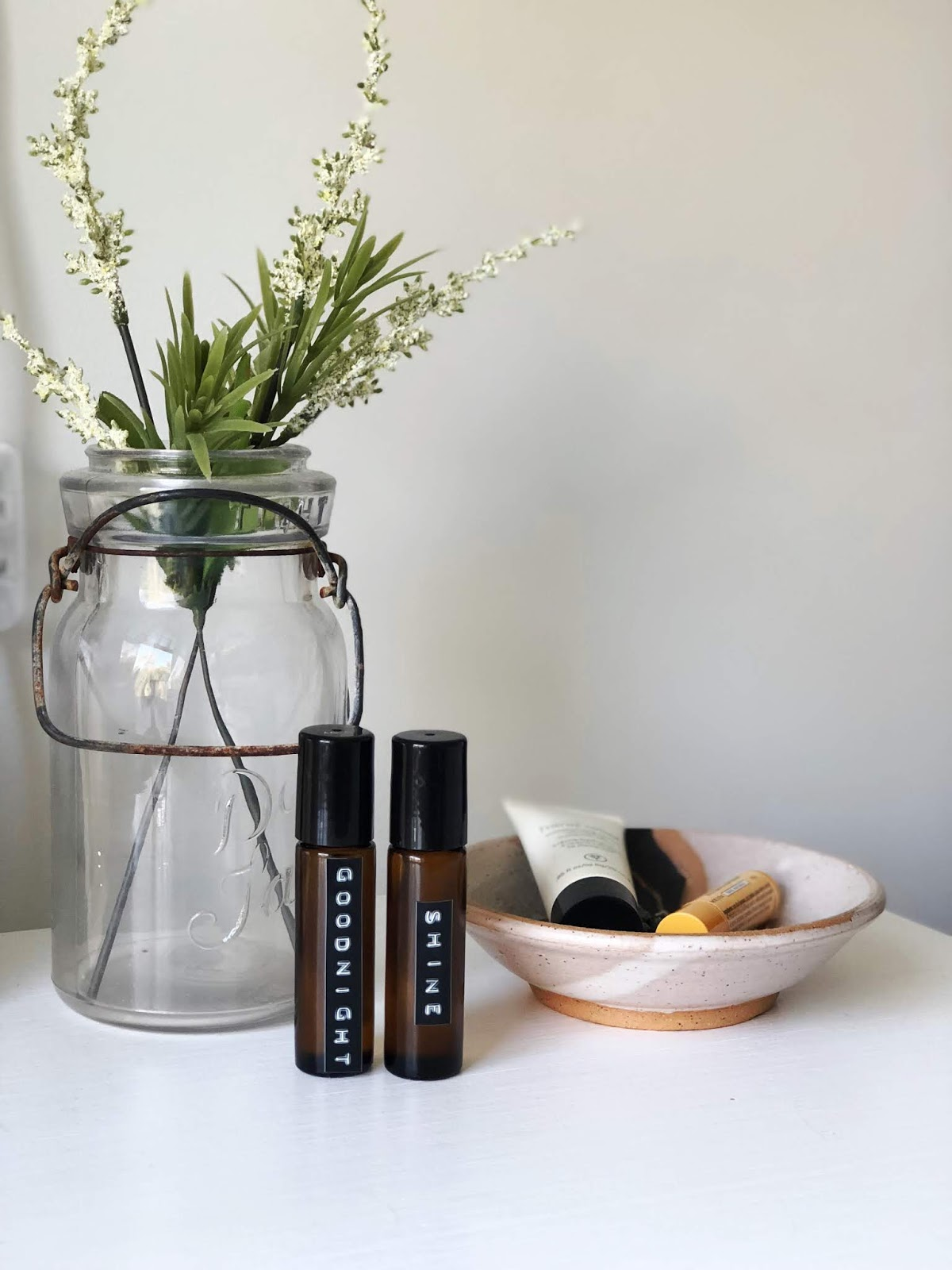 Essential Oil Blends: Morning to Night