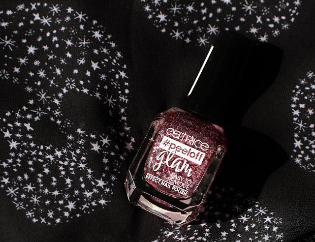 Catrice #peeloff glam 01 Nailpolish