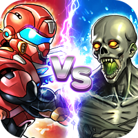 Tải Robot Vs Zombies Game Hack Full Tiền Cho Android