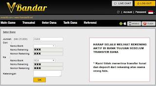 Langkah Deposit Judi Capsa Susun VBandar.info