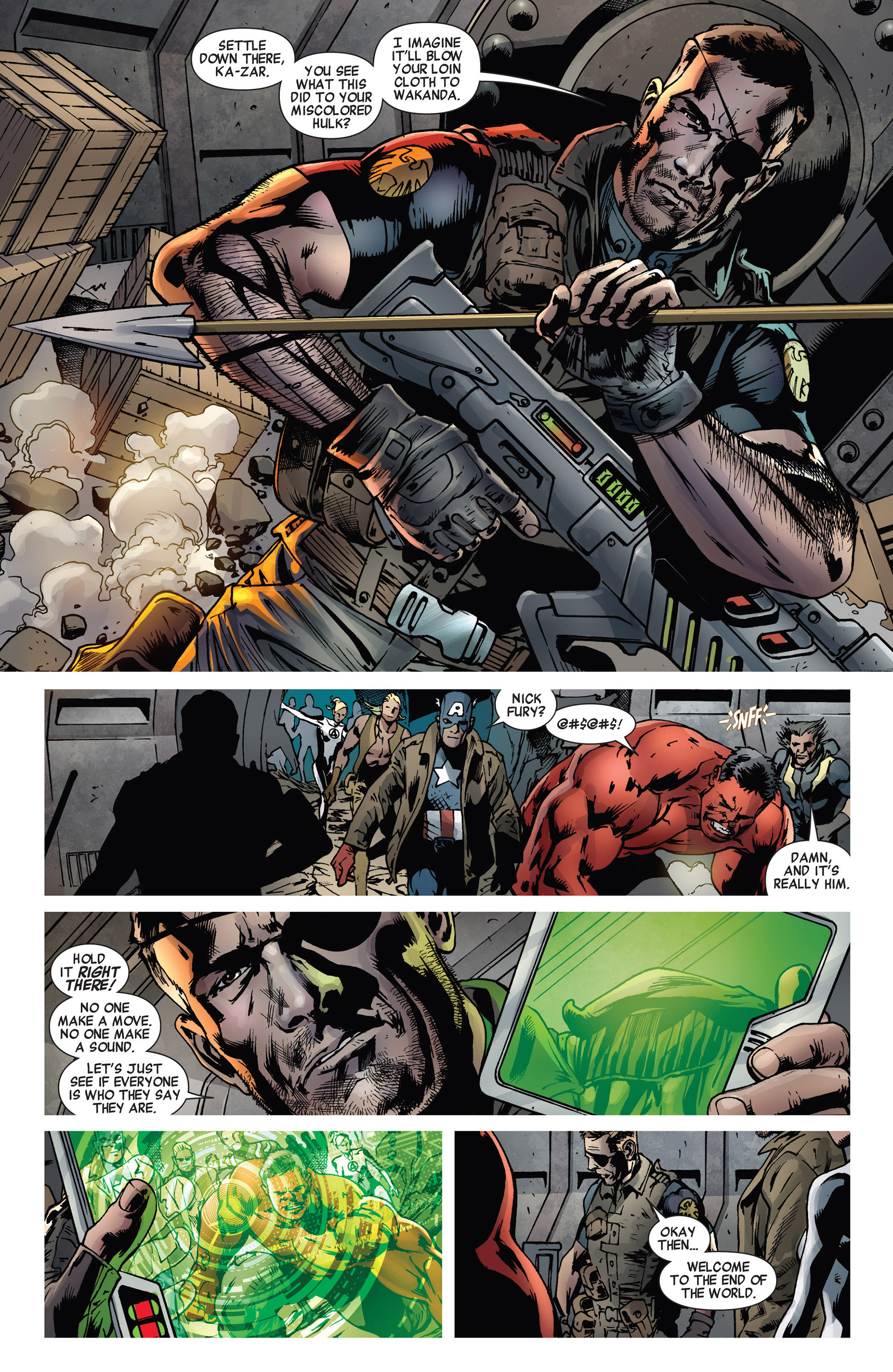 Read online Age of Ultron comic -  Issue #5 - 9