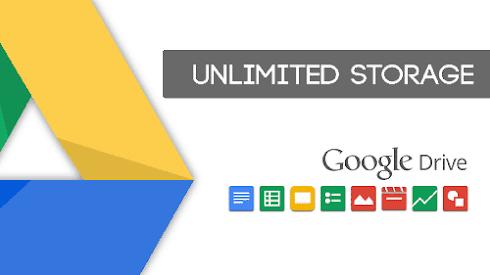 Cách tạo tài khoản Google Drive Unlimited