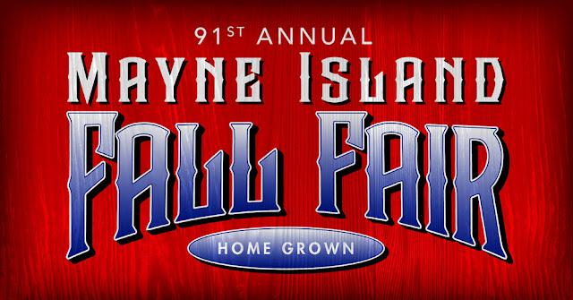 Youtube Mayne Island Fall Fair