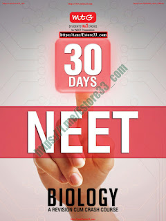 BIOLOGY 30 DAYS PREPARATION A REVISION CUM CRASH COURSE IN FOR JEE-NEET